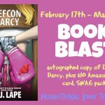 Defcon Darcy Book Blast and #Giveaway