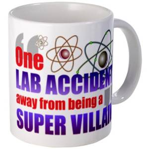 supervillain cup