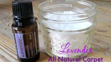LavenderCarpetFreshener