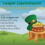 Leapin' Leprechaun Giveaway: Win $50 in Amazon or PayPal!