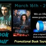 The Empire and The Rebels by Elizabeth Lang #Giveaway #Review