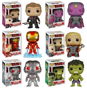 Avengers FunKo Giveaway