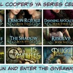 Jill Cooper YA Series Celebration #Giveaway
