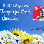 $60 Target Gift Card #Giveaway (ends 5/31)