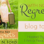 With No Regrets Blog Tour #Review