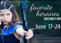 Favorite Heroines Giveaway Hop - Claire from The Devil's Assistant #FavoriteHeroines2015