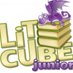 Lit-Cube Junior reader/book subscription box for kids!