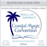 Registration now OPEN – Coastal Magic Convention- Urban Fantasy, Paranormal, and Romance #CMCon16