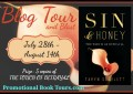 Sin & Honey: THE TOUCH OF BETRAYAL by Taryn Scarlett #BookReview #Giveaway