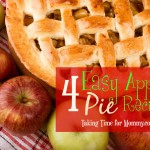 Four Easy Apple Pie Recipes