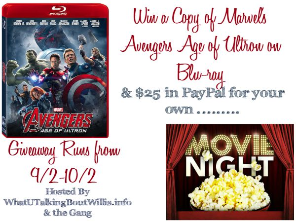 avengers-movie-night