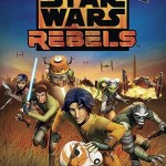 Star Wars Rebels DVD giveaway