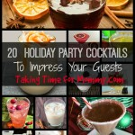 20 Holiday Party Cocktails To Impress Your Guests