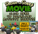 Shaun the Sheep Movie Combo Pack Giveaway