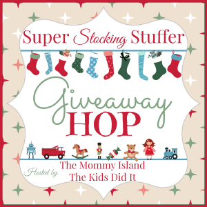 Win Amazon Gift Card – Super Stocking Stuffer Giveaway Hop
