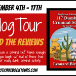 Professor Birdsong's 117 Dumbest Criminal Stories: The Southwest by Leonard Birdsong Author Interview