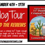 Professor Birdsong's 117 Dumbest Criminal Stories: The Southwest by Leonard Birdsong Author Interview
