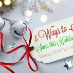 5 Ways to Stay Sane This Holiday Season #FEELGOODER #coupon
