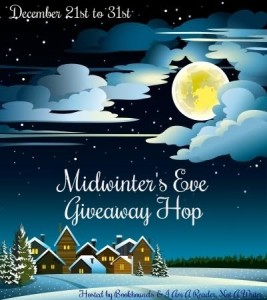 Midwinter's Eve Book Hop #Giveaway