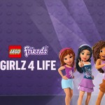 LEGO® Friends Girlz 4 Life Blu-ray & LEGO® Set #Giveaway! ~ #Girlz4Life