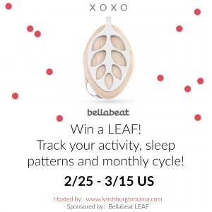 Bellabeat LEAF Giveaway