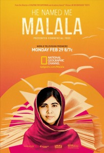He Named Me Malala #WithMalala #Giveaway