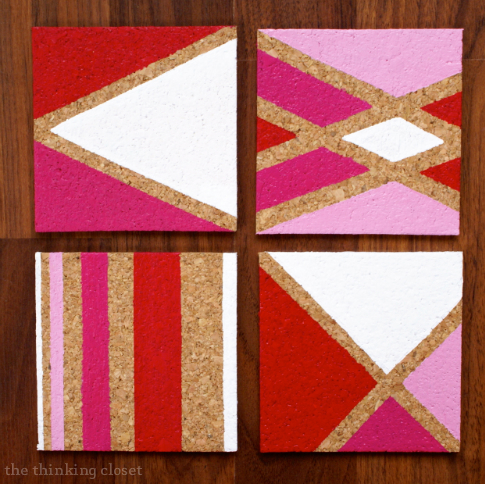 10 fun creative coaster craft ideas for Creative coasters