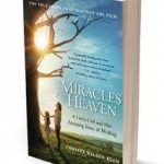 MIRACLES FROM HEAVEN Book Giveaway