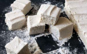 Homemade Honey Marshmallows #Recipe