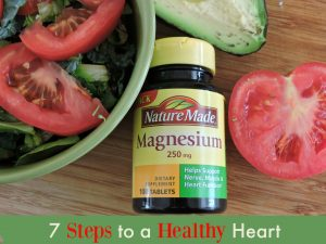 7 Steps to a Healthy Heart #NatureMade