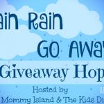 Rain Rain Giveaway Hop #AprilShowers