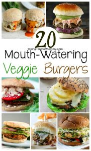 20 Mouth-Watering Veggie Burgers