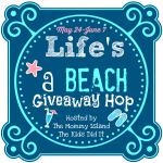 Life's A Beach Giveaway Hop #Memorialday #lifesabeach