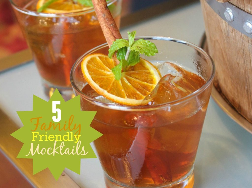5familyfriendlymocktails