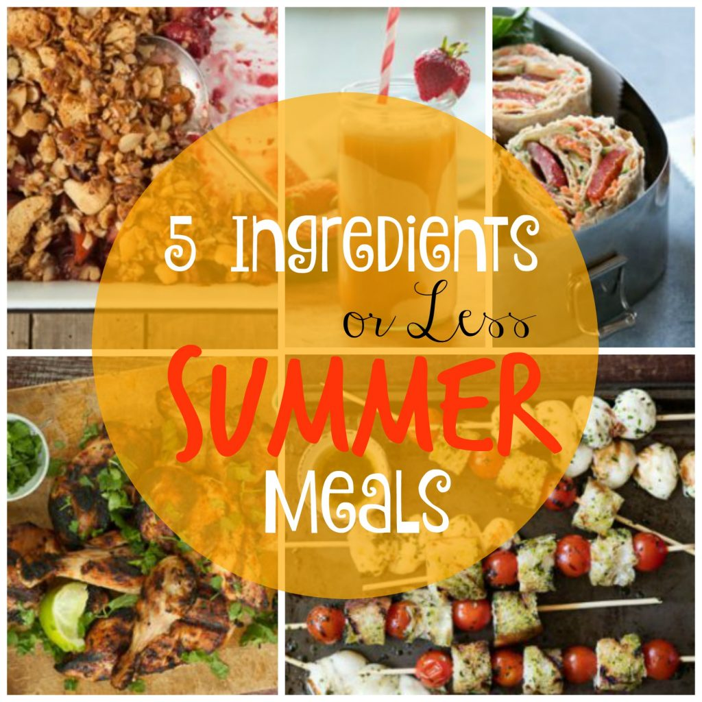 5ingredientsSummer