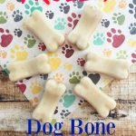 Frozen Dog Bone Treats