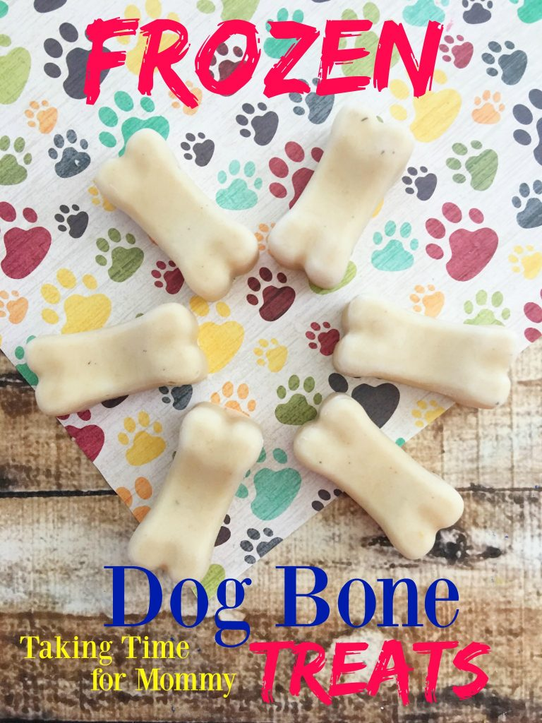 FrozenDogbonetreats