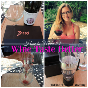 How to Make a $3 Bottle of Wine Taste Better