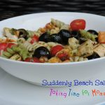 Suddenly Beach Salad #SuddenlySaladSummer #Giveaway