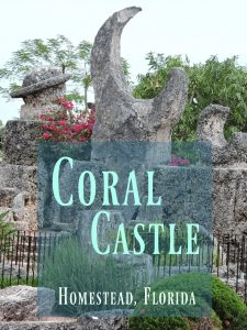 Coral Castle Museum Homestead, Florida