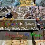 Colorwear In-Home Party with My Book Club/ Wine Club #Colorwear #Contest