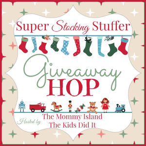 2nd Annual Super Stocking Stuffer Giveaway Hop
