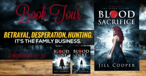Blood Sacrifice by Jill Cooper Book Review