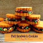 Make These Easy Fall Sandwich Cookies