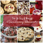 Top 10 Fall and Winter Cranberry Desserts