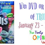 Win Trolls on DVD or Blu-Ray Contest