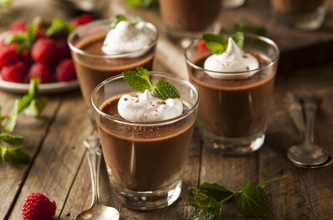 Make Your Own Chocolate Pudding