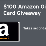 Dropprice $100 Amazon Gift Certificate Giveaway Ends 2/21