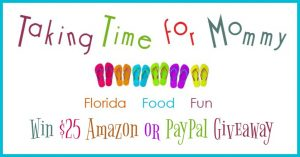 Win $25 PayPal or Amazon
