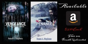 Oak Grove Suspense Series New Release